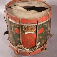 Scottish drum after conservation